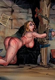 Bdsm Rougin - Kneel on all fours, you dirty slavebitch