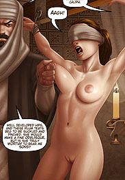 Ferres - Death Harem - Allow her three hours to suck on the training phallus